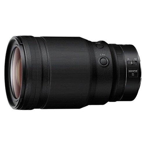 Объектив Nikon 50mm f/1.2 S Nikkor Z черный недорого