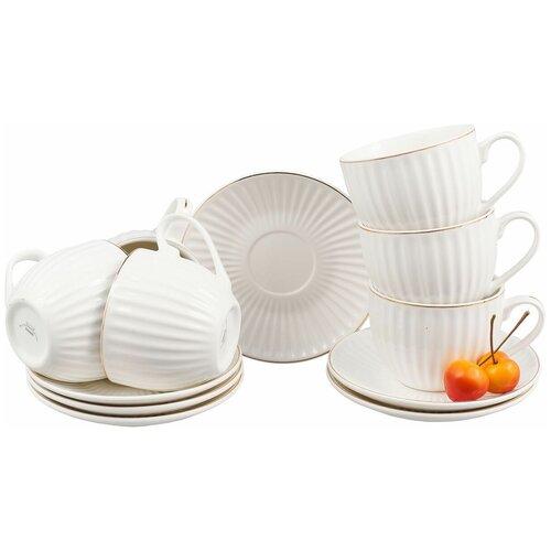 Фото - Чайный набор 12 предметов, Bekker, BK-6835 bekker набор контейнеров bk 5147 белый сиреневый