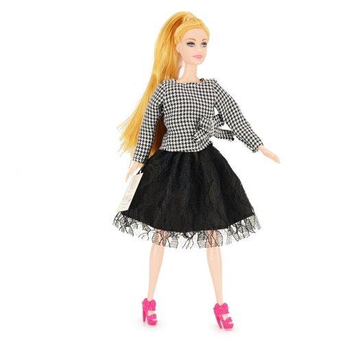 Кукла QIAN JIA TOYS Emily Осенняя романтика: Путешественница, 28 см, HP1110887