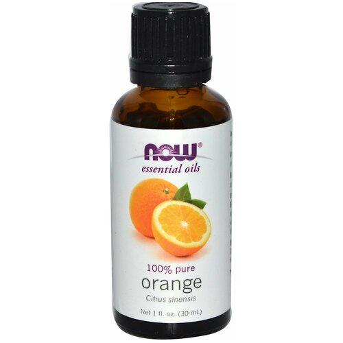 NOW эфирное масло Апельсин, 30 мл