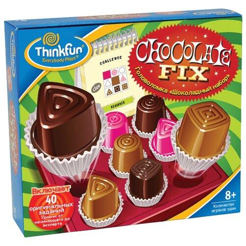 Купить Головоломка ThinkFun Шоколадный набор (1530-RU), Головоломки