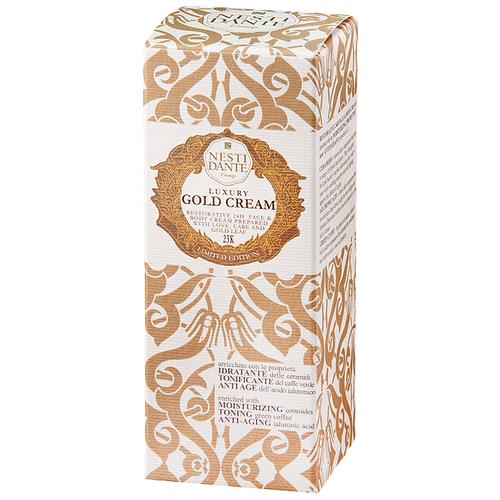 Крем для тела Nesti Dante Роскошное золото Luxury Gold Cream, 150 мл недорого