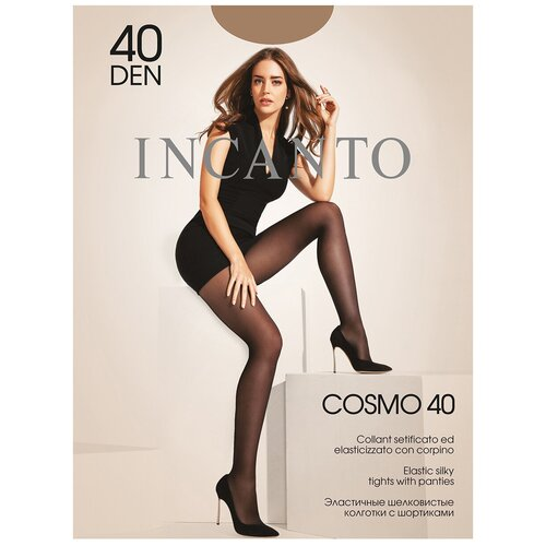 Колготки Incanto Cosmo, 40 den, размер 5-XL, daino (бежевый) trek marlin 5 wsd 29 2019 размер 153 162