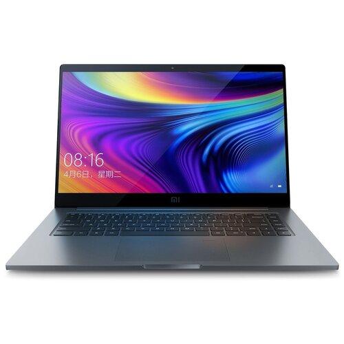 Ноутбук Xiaomi Mi Notebook Pro 15.6 2020 (Intel Core i5 10210U 1600MHz/15.6/1920x1080/8GB/512GB SSD/NVIDIA GeForce MX350 2GB/Windows 10 Home) JYU4224CN, серый ноутбук xiaomi mi notebook air 12 5 2019 m3 8100y 4gb 128gb ssd серебристый