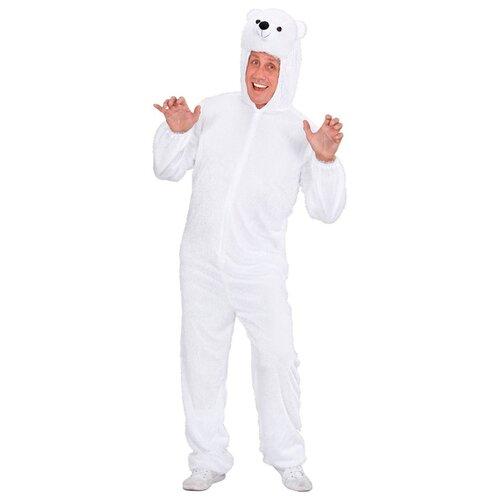 Фото - Костюм белого полярного медведя, размер 46-48. костюм бурого медведя размер 46 48 11715