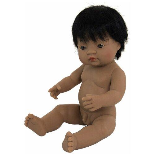 Пупс Miniland мальчик латиноамериканец, 38 см, 31057