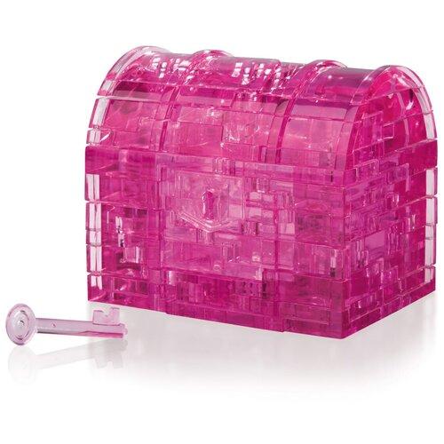 Купить Сундук со светом розовый, Hobby Day, Головоломки