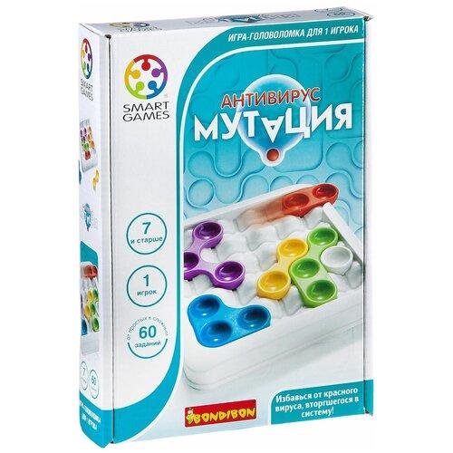 Купить Головоломка BONDIBON Smart Games Антивирус. Мутация (ВВ1888), Головоломки