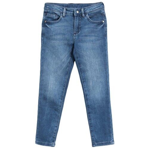 Джинсы COCCODRILLO размер 116, синий джинсы fendi размер 116 синий