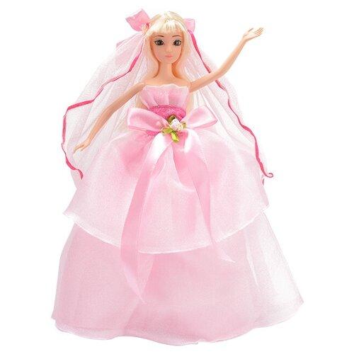 Кукла QIAN JIA TOYS Emily Розовое великолепие, 28.5 см, HP1081430