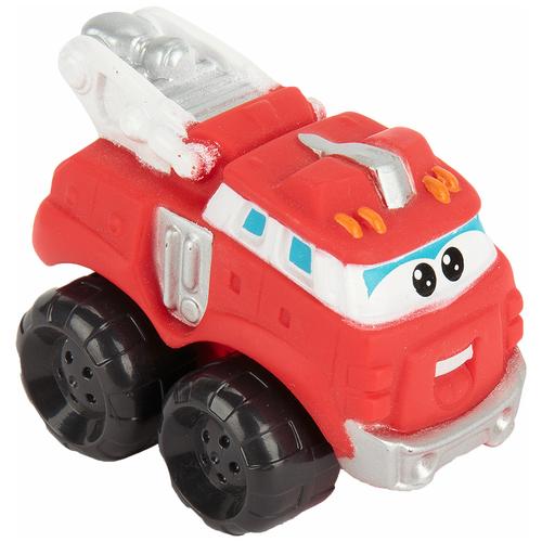 Пожарный автомобиль Jazwares Chuck & Friends Бумер (92527), 5 см, красный