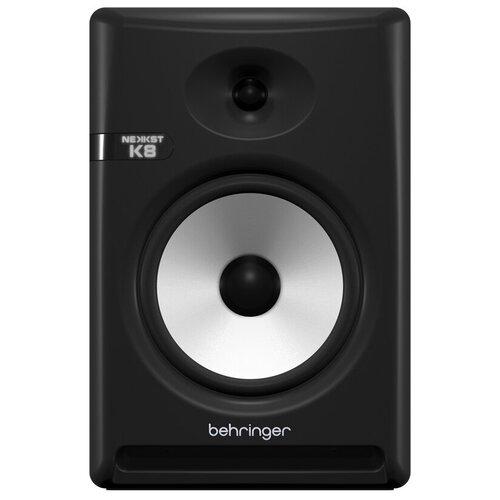 Фото - Полочная акустическая система BEHRINGER NEKKST K8 черный полочная акустическая система presonus eris e4 5 черный