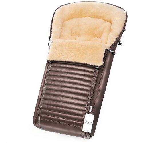 Фото - Конверт-мешок Esspero Lukas 90 см Mocca конверт мешок esspero cosy lux 90 см black