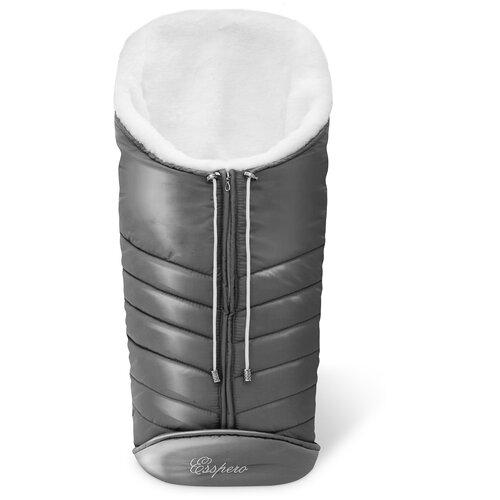 Фото - Конверт-мешок Esspero Cosy White 90 см grey конверт мешок esspero cosy lux 90 см black