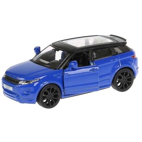 Легковой автомобиль ТЕХНОПАРК Range Rover Evoque, 12.5 см, синий