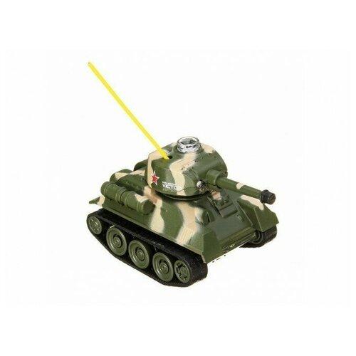 Радиоуправляемый танк Happy cow 777-215 робот мини танк шпион happy cow i spy с камерой wifi 777 270 gray