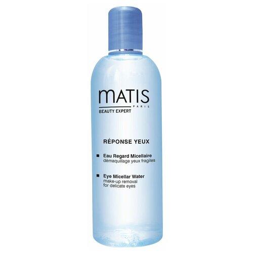 Matis очищающая мицеллярная вода для кожи вокруг глаз с экстрактом чая матча, 150 мл