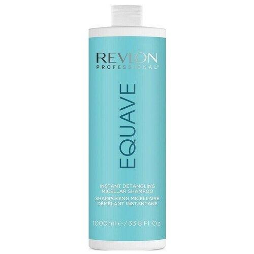 Фото - Revlon Professional шампунь Equave Instant Detangling Micellar, 1 л revlon professional шампунь equave instant beauty hydro detangling 250 мл