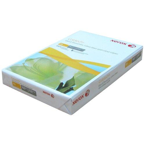 Фото - Бумага Xerox A4 Colotech+ (003R98852) 160 г/м² 250 лист., белый бумага canon zink zp 2030 3214c002 20 лист белый
