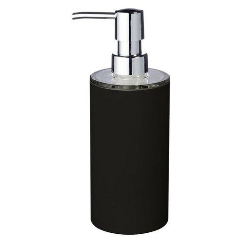 Фото - Дозатор для жидкого мыла RIDDER Touch, черный дозатор для жидкого мыла ridder paris 22250510 черный