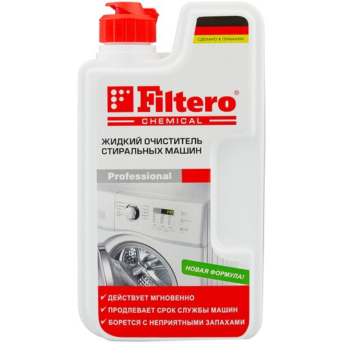 Filtero Жидкий очиститель 250 мл