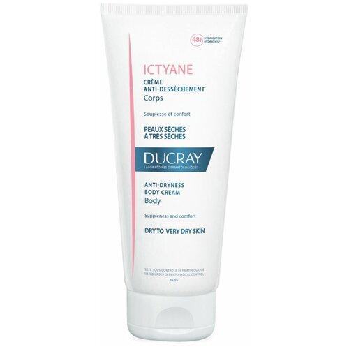 Крем для тела Ducray Ictyane для сухой кожи, 200 мл недорого