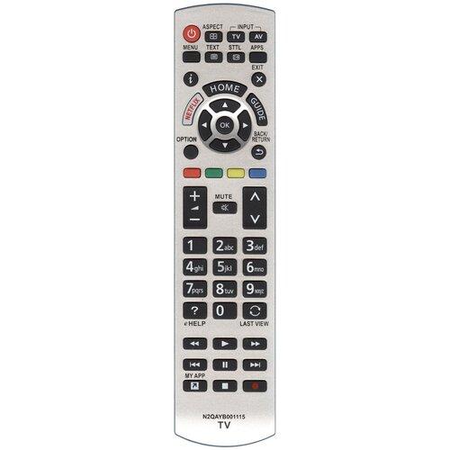 Фото - Пульт Huayu N2QAYB001115 для телевизора Panasonic пульт huayu n2qayb000803 для телевизора panasonic