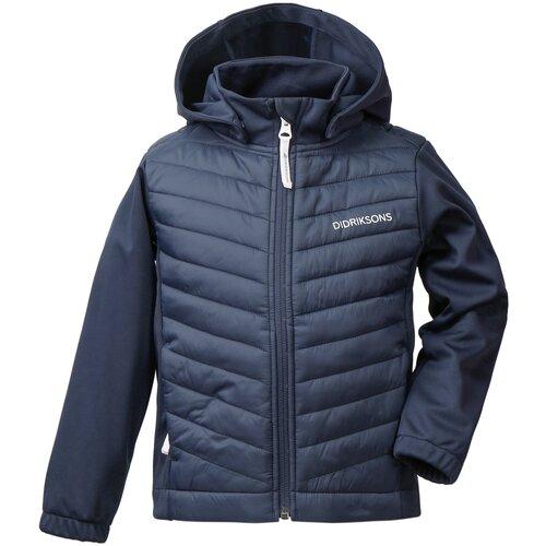 Детская куртка Didriksons Briska морской бриз 130