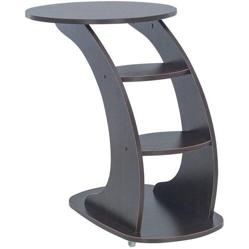 Подкатной столик Leset Стелс, Венге