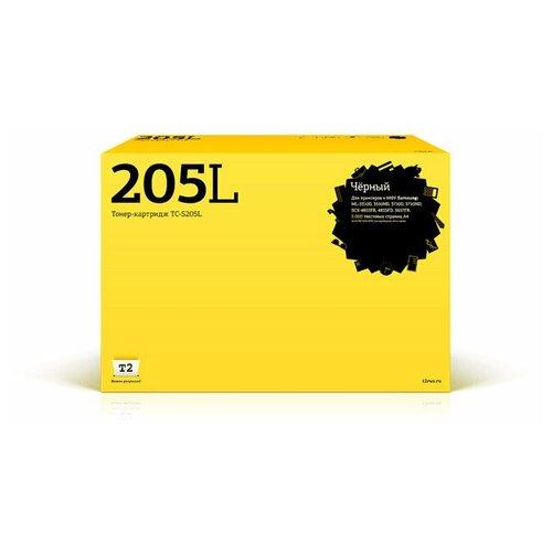 Фото - Картридж T2 TC-S205L, совместимый картридж t2 tc h410x совместимый