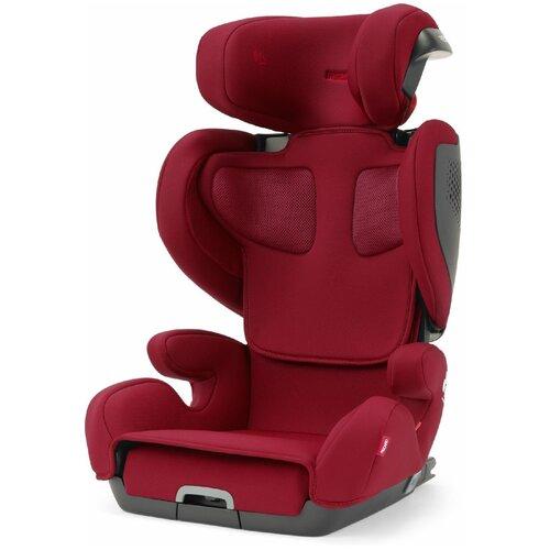 Автокресло Recaro Mako Elite, гр. 2/3, расцветка Select Garnet Red автокресло recaro mako elite гр 2 3 расцветка select garnet red