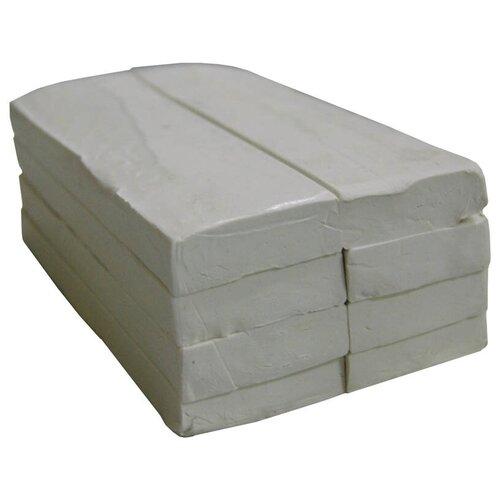 Купить Пластилин, белый, 1000 грамм, KOH-I-NOOR, Пластилин и масса для лепки