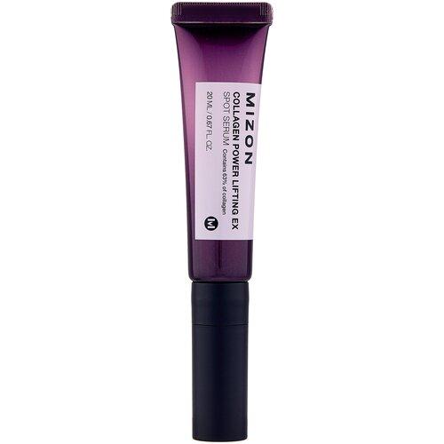 Купить Mizon Collagen Power Lifting EX Spot Serum Коллагеновая точечная лифтинг-сыворотка для лица, 20 мл