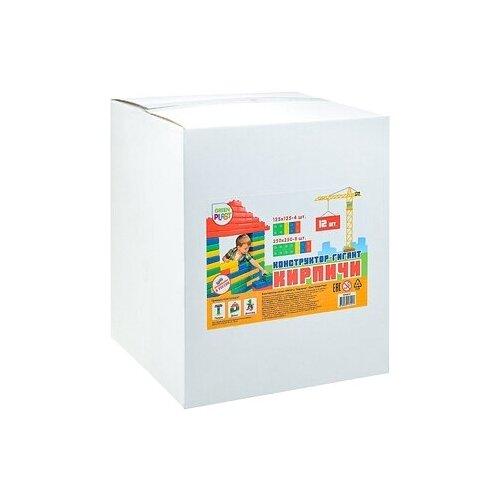 Конструктор Green Plast Кирпичи КРК0012