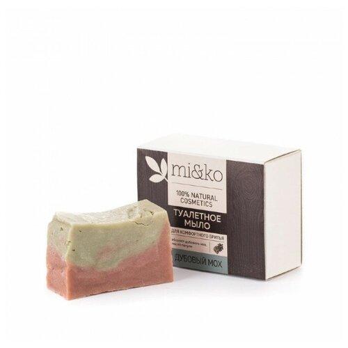 Купить Мыло кусковое MI&KO Дубовый мох, 75 г