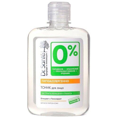 Купить Dr. Sante Тоник 0% Гипоаллергенный, 250 мл