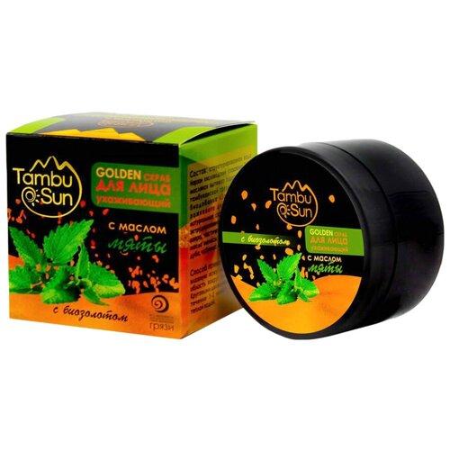 Фото - Tambusun скраб для лица Golden с маслом мяты 70 мл green planet скраб для душа с маслом зеленого кофе 250 мл