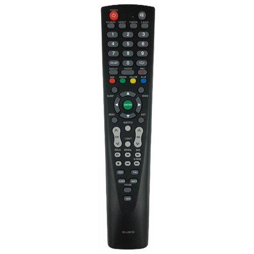 Фото - Пульт Huayu для телевизора BBK RC-LEM100 пульт huayu rc0105 stb 105 для dvb ресиверов bbk