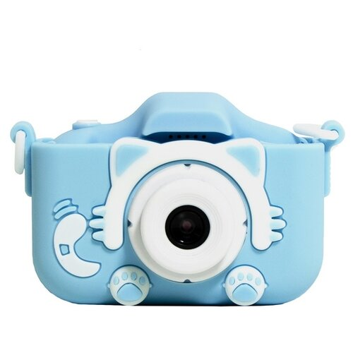 Фото - Фотоаппарат Camera Kids X5S голубой stories for kids