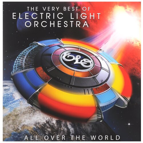 Electric Light Orchestra. All Over The World - The Very Best Of (2 LP)
