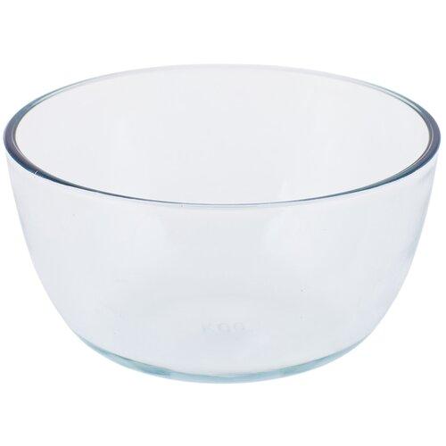 Миска Appetite стеклянная 0,8 л