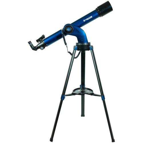 Телескоп Meade StarNavigator NG 90mm синий/черный