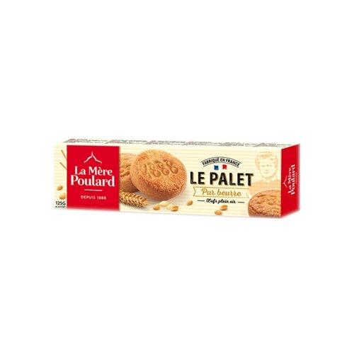 Печенье La Mere Poulard LA PALET Pur Beurre, 125 г