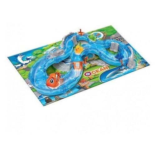 Детский водяной трек Ocean Park, 74 детали