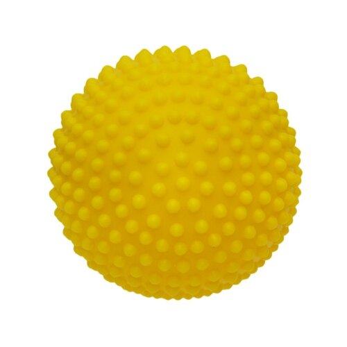 Tappi игрушки игрушка вега для собак мяч игольчатый, желтый, 82мм 85ор54, 0,116 кг (2 шт)