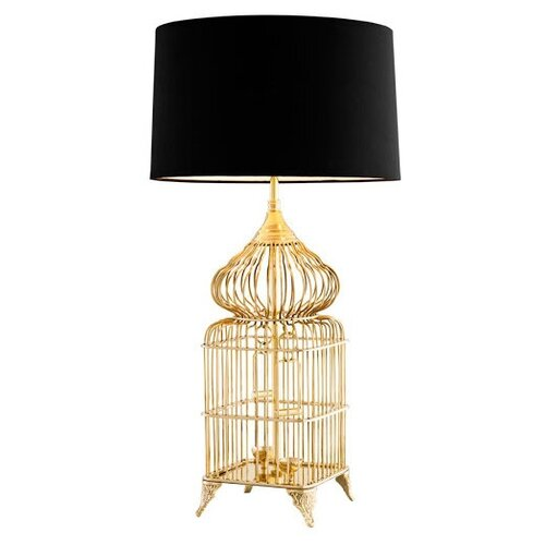 Настольная лампа Клетка eichholtz подвесной светильник emperor