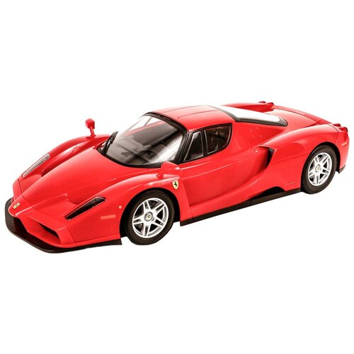 Фото - Легковой автомобиль MJX Ferrari Enzo (MJX-8202) 1:10 47 см красный радиоуправляемые игрушки mjx радиоуправляемый автомобиль 1 20 ferrari california