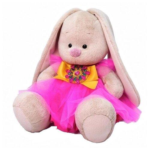 Фото - Мягкая игрушка BUDI BASA Зайка Ми Розовый кварц (малый) 18 см браслет розовый кварц биж сплав сталь хир 16 см 3 см