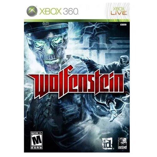 Игра для Xbox 360 Wolfenstein, полностью на русском языке