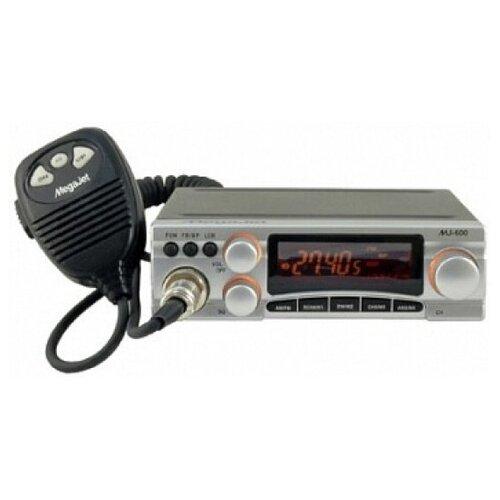 Автомобильная радиостанция MegaJet MJ-600